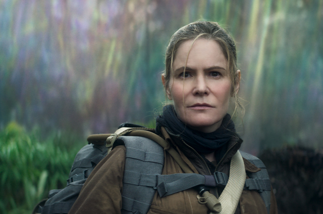 """Jennifer Jason Leigh in """"Auslöschung"""""""