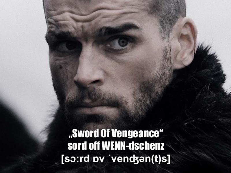 """""""Sword Of Vengeance"""""""