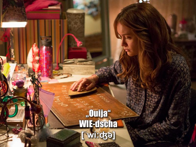 """""""Ouija - Spiel nicht mit dem Teufel"""""""