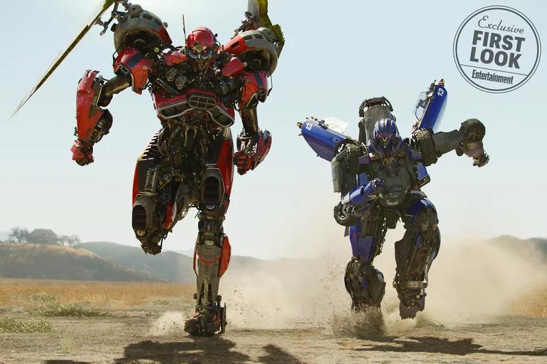 """Die Decepticons Shatter und Dropkick in """"Bumblebee"""""""