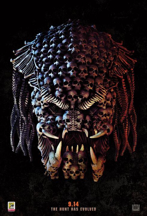 Predator Upgrade Poster