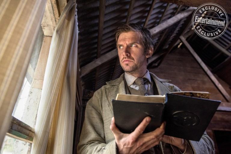 """Dan Stevens in """"Apostle"""""""