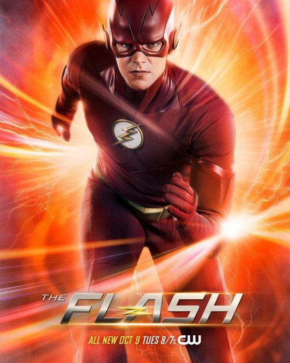 """Das erste Poster zur 5. Staffel von """"The Flash"""""""