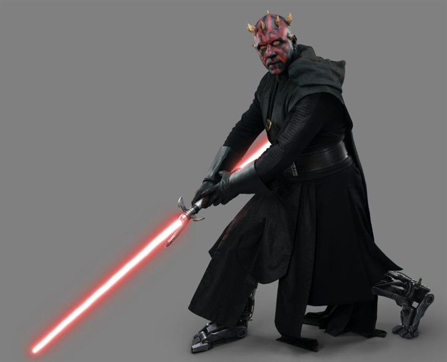 Ray Park als Darth Maul