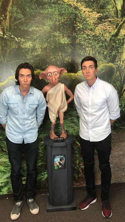 Die Weasleys gucken wie Dobby
