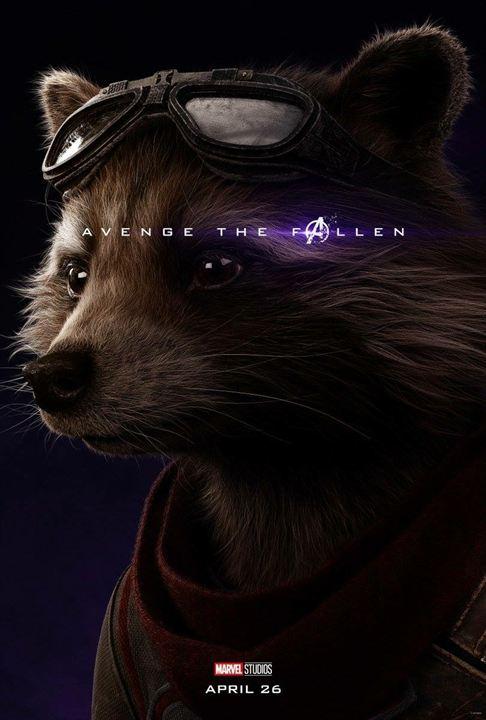 32 Neue Avengers Endgame Poster Bestätigen Schicksale Aller