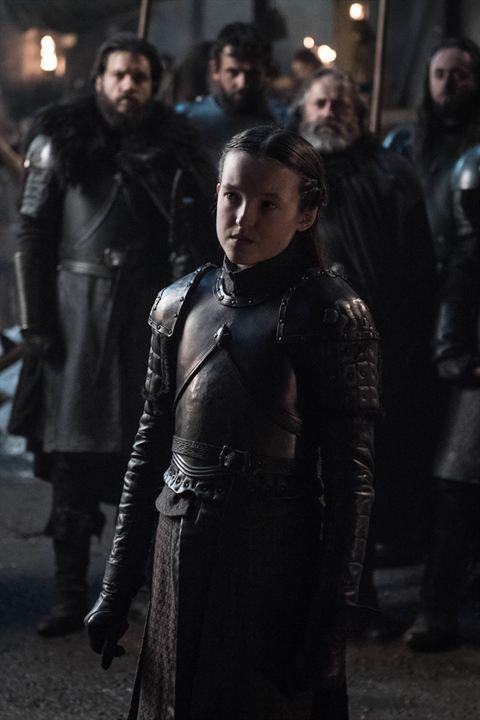 Bella Ramsey als Lyanna Mormont