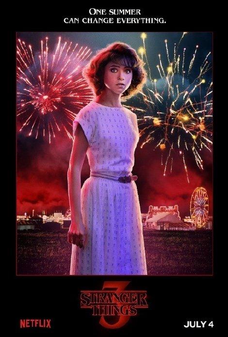 Nancy Wheeler (Natalia Dyer)