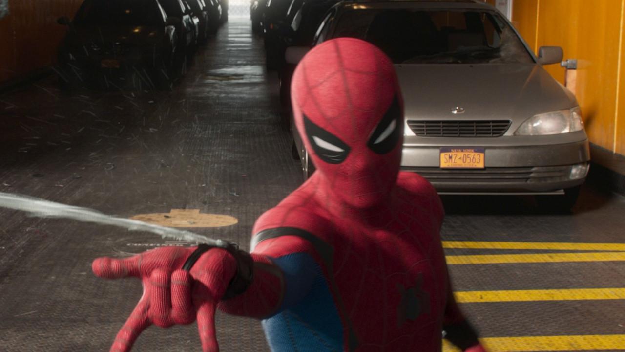 """Nachträgliches Easter-Egg? Tom Hollands """"Spider-Man"""" trat schon in """"Iron Man 2"""" auf"""