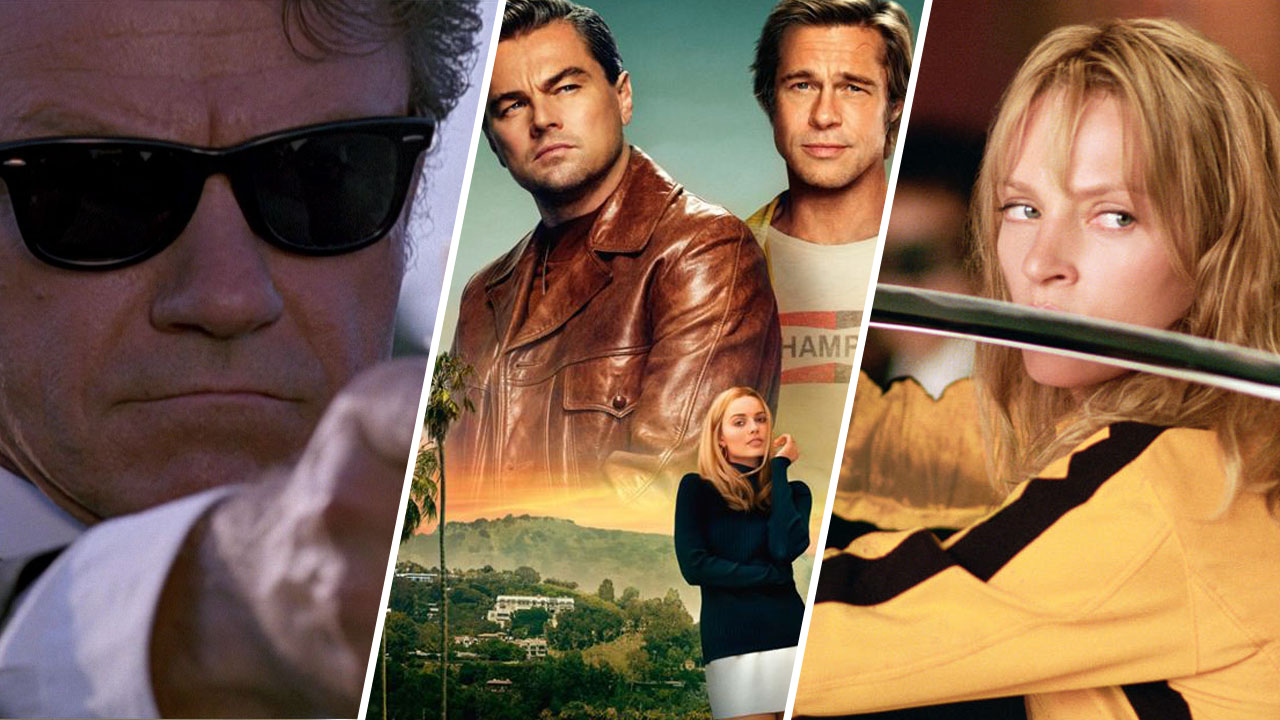 """Mit """"Once Upon A Time… In Hollywood"""": Alle Filme von Quentin Tarantino im Ranking"""