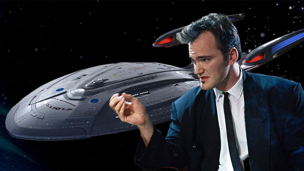 """Was ist mit """"Star Trek 4"""" und Tarantinos """"Star Trek""""? Darum gibt's nun neue Hoffnung für die Kinoreihe"""