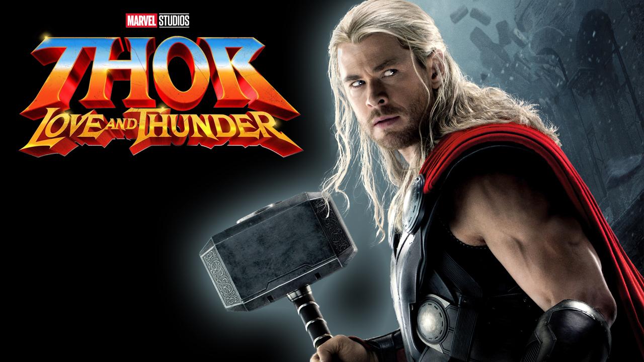 """Sehen wir in """"Thor 4"""" doch noch einen jungen, dicken Thor?"""