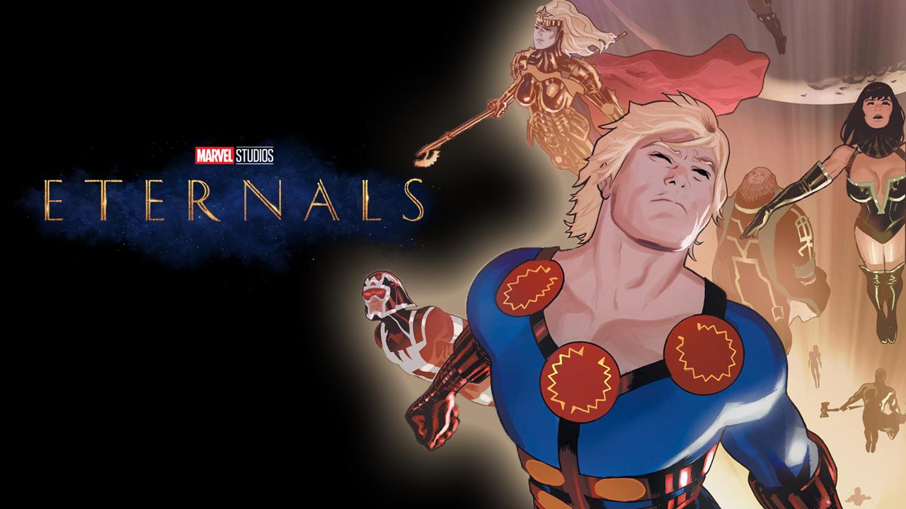 Kampfansage: Die Eternals könnten die Avengers zerstören!