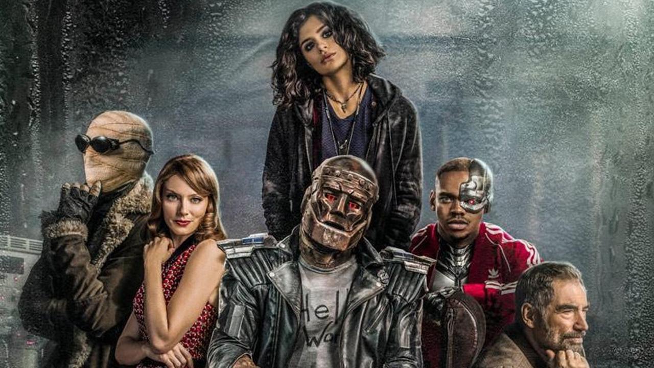 """Läuft komischerweise bei Amazon, nicht bei Netflix: Deutscher Trailer zum """"Titans""""-Spin-off """"Doom Patrol"""""""