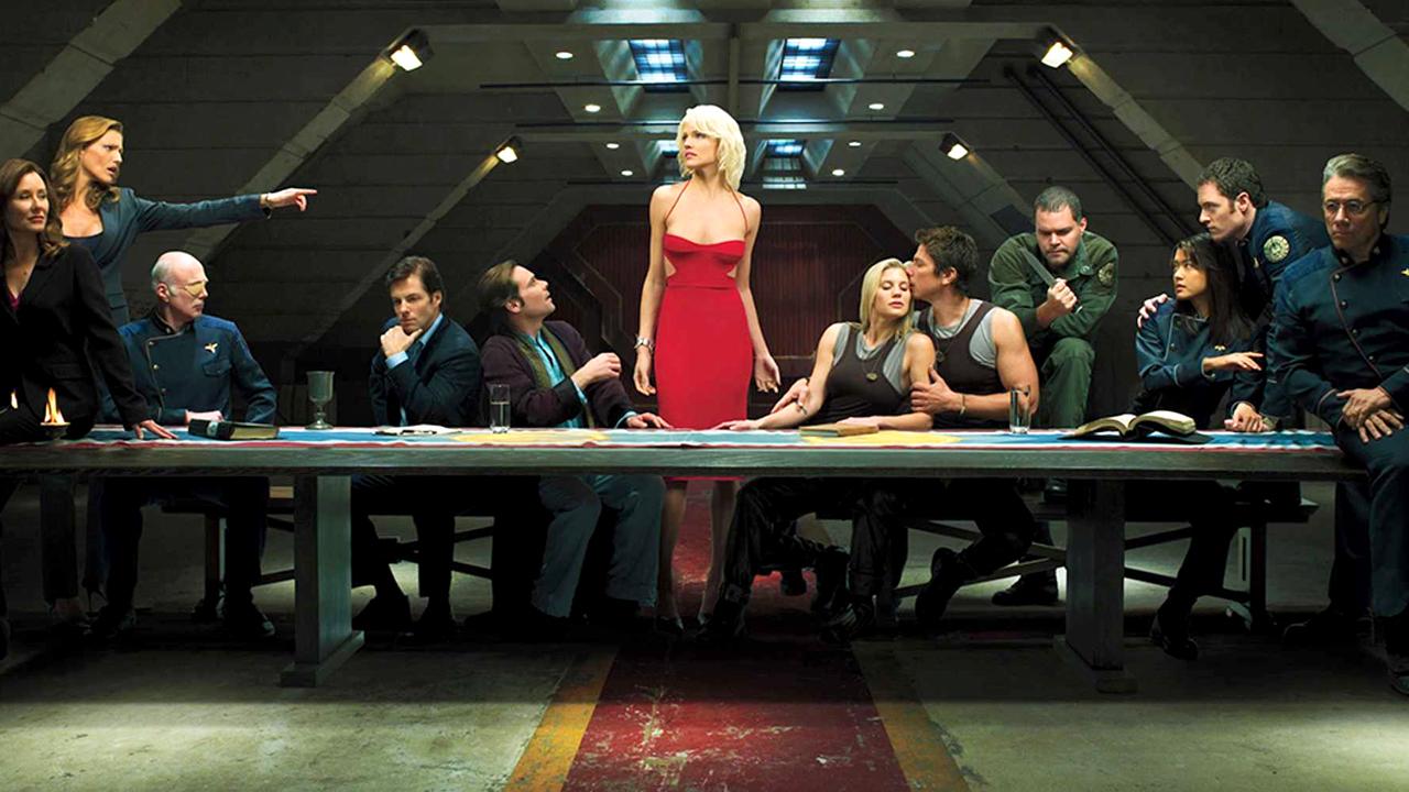 "Mit brandneuem ""Battlestar Galactica""- Reboot: Netflix-Konkurrrent enthüllt Exklusiv-Angebot"