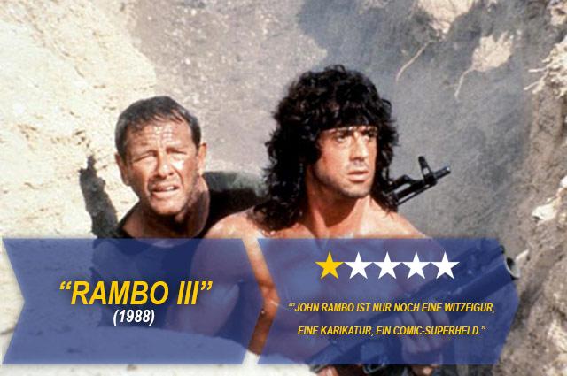 Rambo Reihe