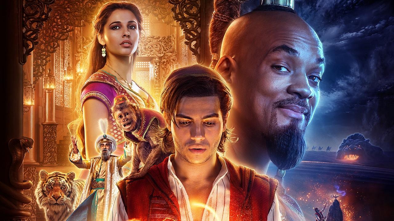 """""""Aladdin"""" auf DVD und Blu-ray: Das gab es im Kino nicht zu sehen"""