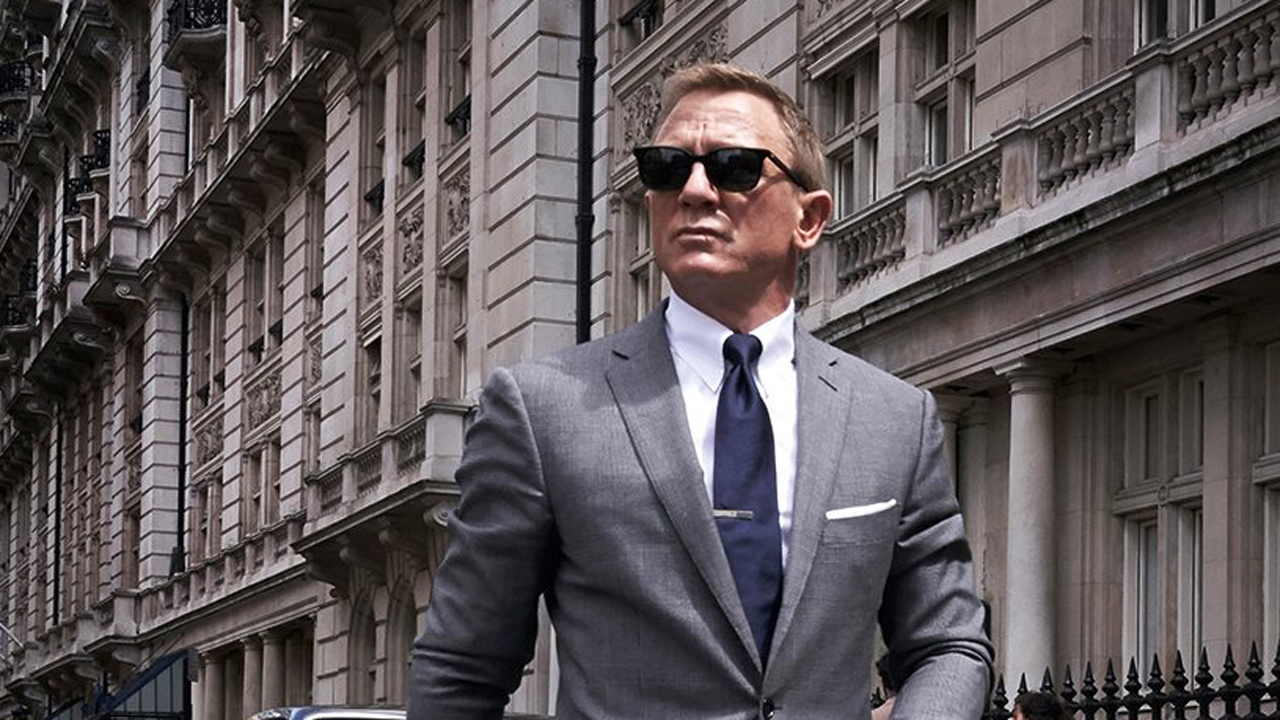 """Erstes Poster zu """"Bond 25"""": Daniel Craig hat keine Zeit zu sterben"""
