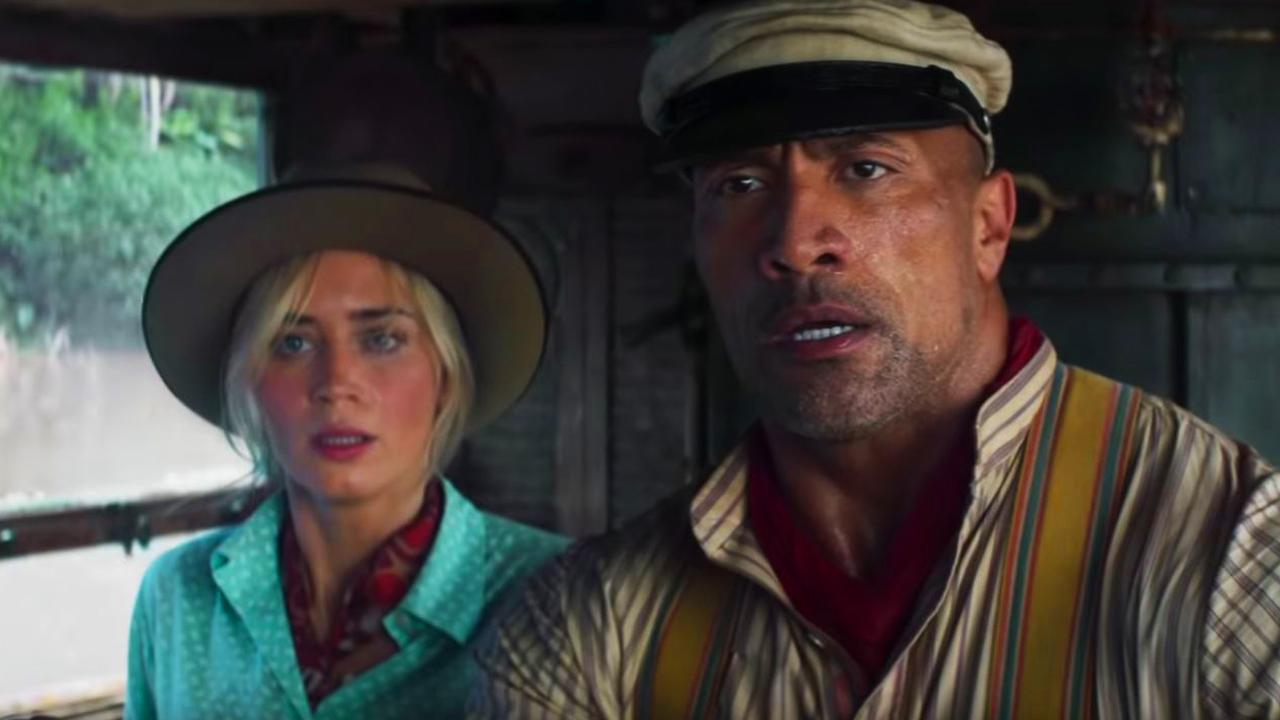 """""""Jungle Cruise"""": Spektakulärer erster Trailer zum Disney-Blockbuster mit Dwayne Johnson und Emily Blunt"""