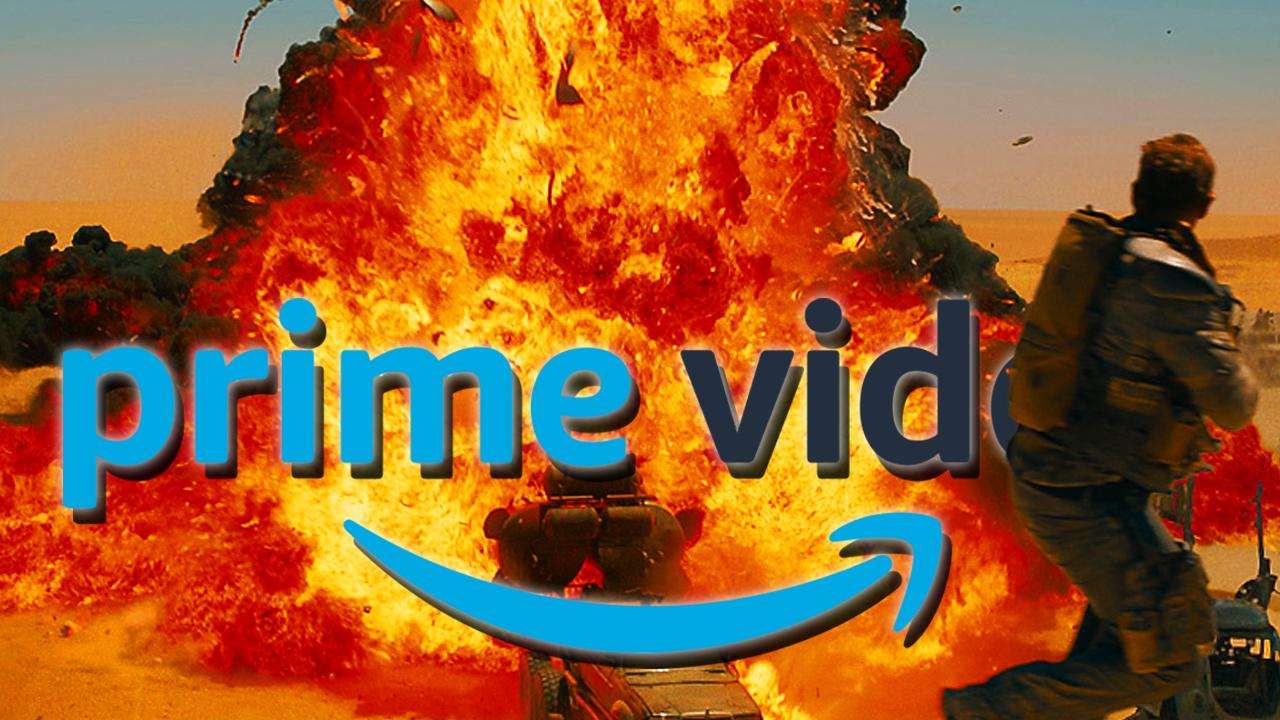 Neu bei Amazon Prime Video: Eine der legendärsten Action-Reihen!