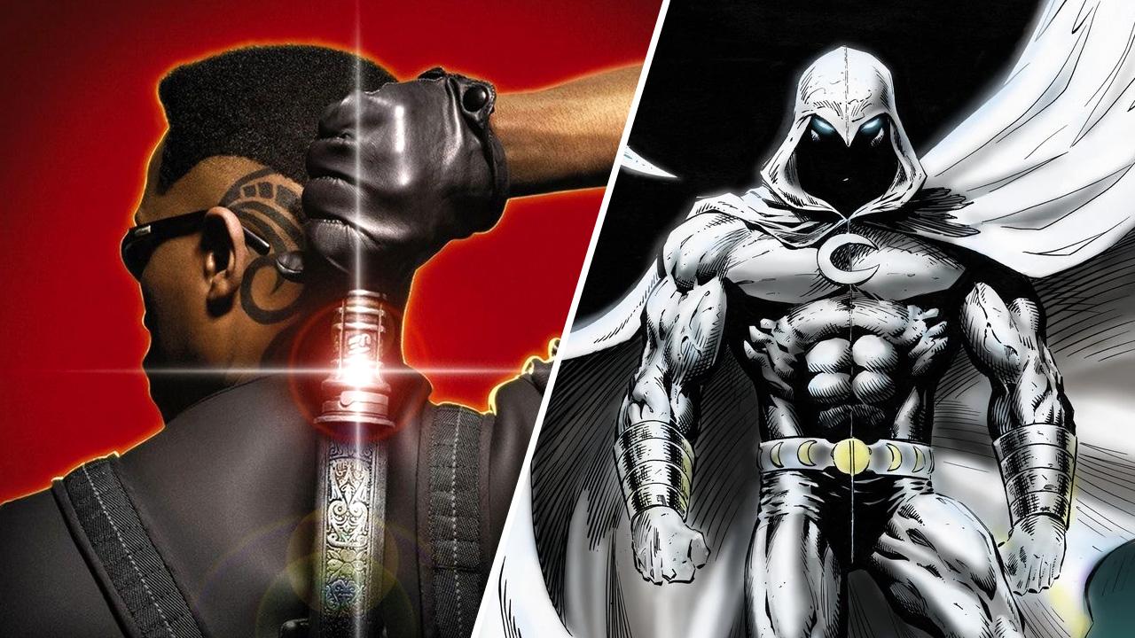 """Neuer Marvel-Held Moon Knight soll in """"Blade"""" auftreten – und das ergibt total Sinn!"""