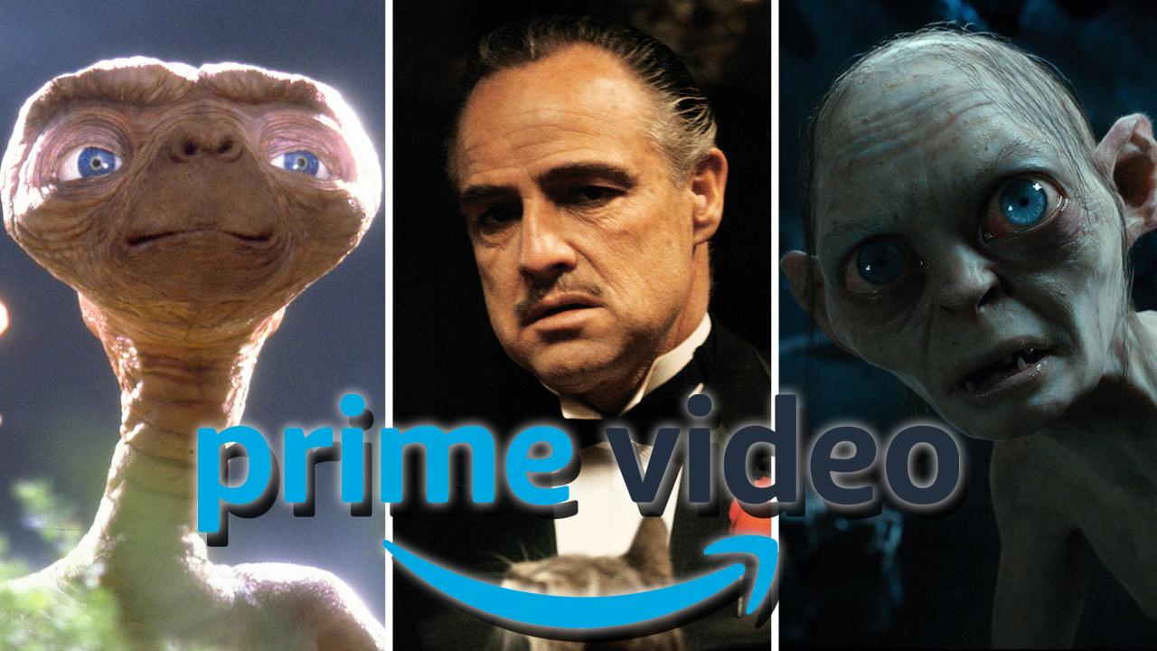 Mehr als 50 Meisterwerke! Das sind die besten Filme bei Amazon Prime Video