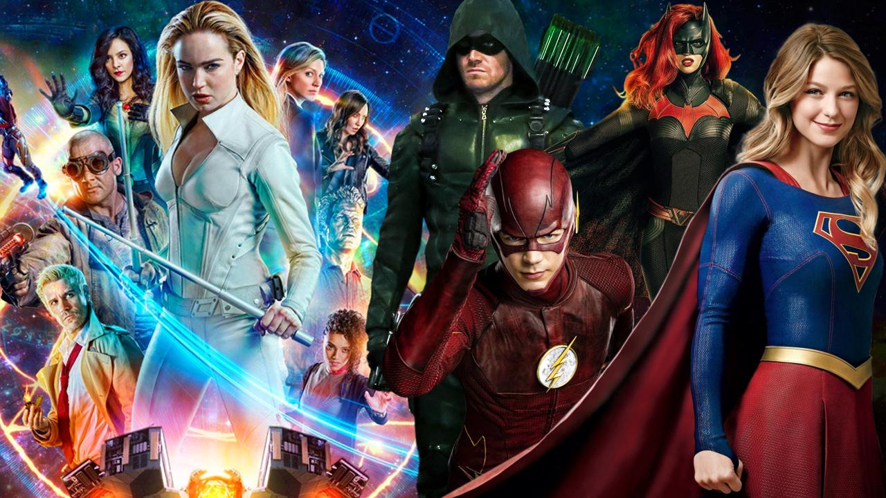 """So sieht der alte Batman im Crossover von """"Arrow"""", """"The Flash"""", """"Supergirl"""" & Co. aus"""
