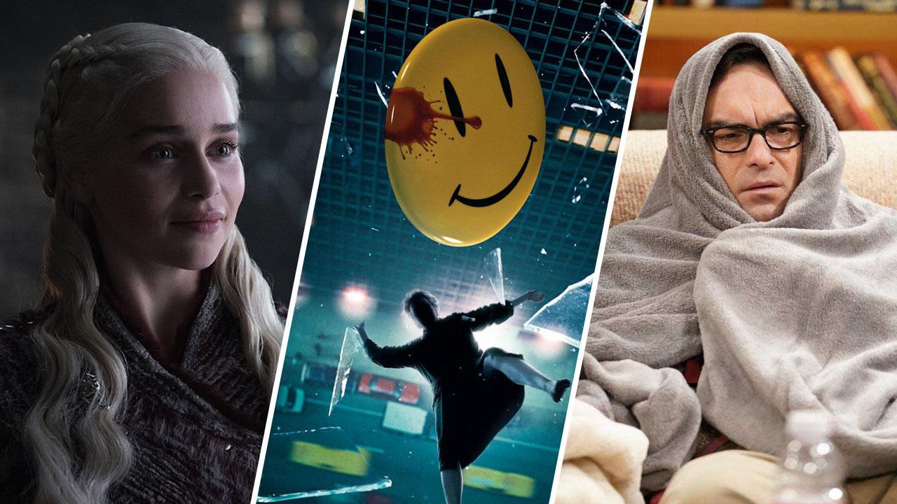 """""""Game Of Thrones"""" Staffel 8, """"Watchmen"""" & Co.: Das müsst ihr über die Heimkino-Highlights der Woche wissen"""