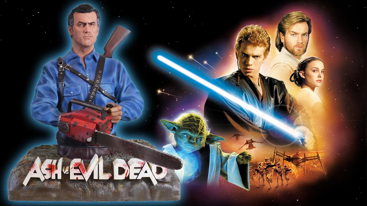 """Amazon-Schnäppchen auf DVD & Blu-ray: """"Star Wars"""", """"James Bond"""" und total abgefahrene Sammlerstücke"""