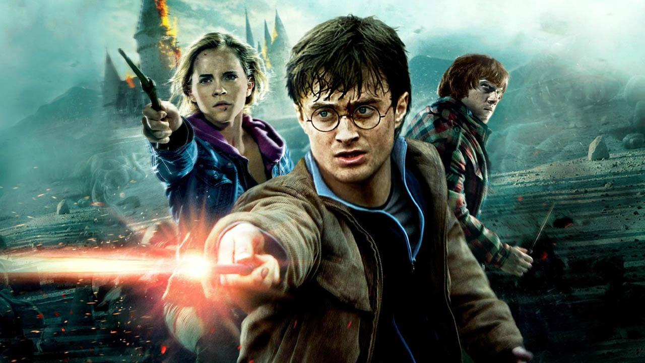 Wieviel Teile Gibt Es Von Harry Potter
