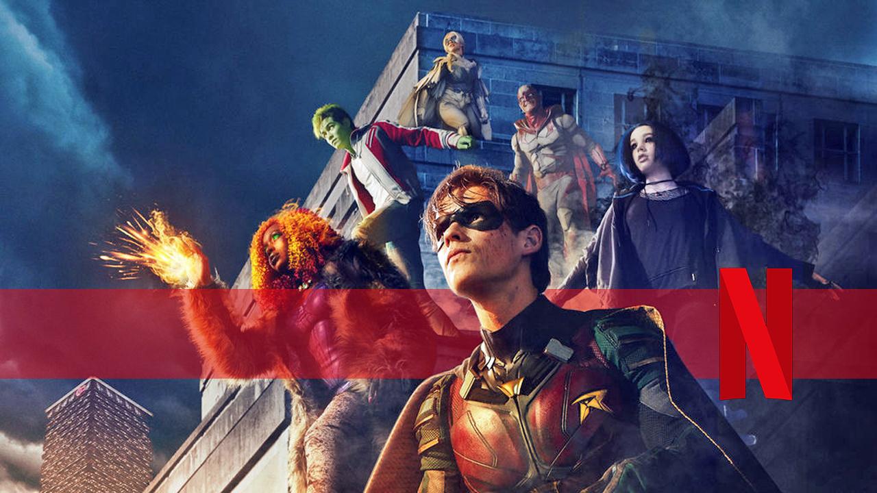 """""""Titans"""": Diese Figur wird offenbar der Oberbösewicht der 3. Staffel"""