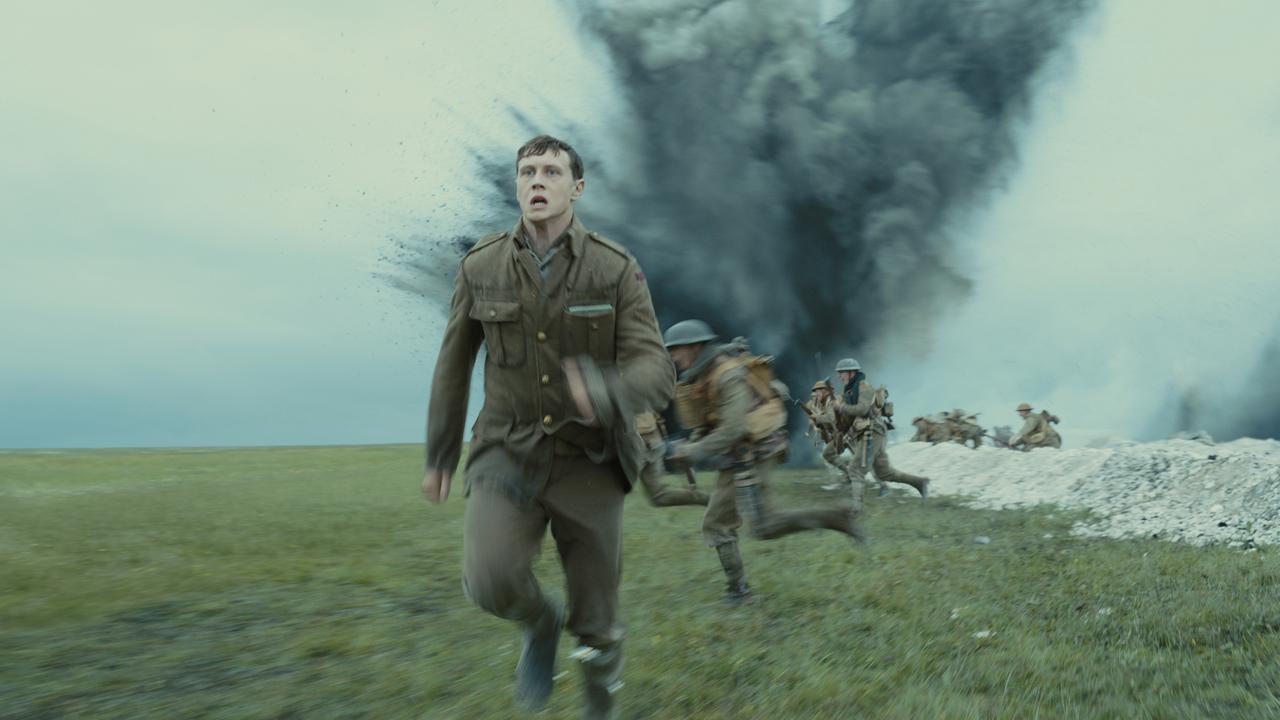 """""""1917"""": Warum mich der Kriegsfilm leider total kaltgelassen hat"""