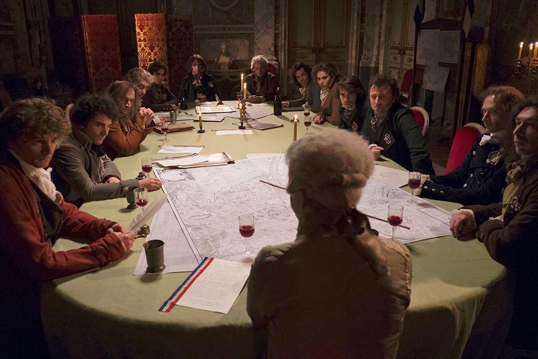 Bild Alex Lutz, Alexandre Brasseur, Alexis Loret, Cyril Descours, Grégory Gadebois