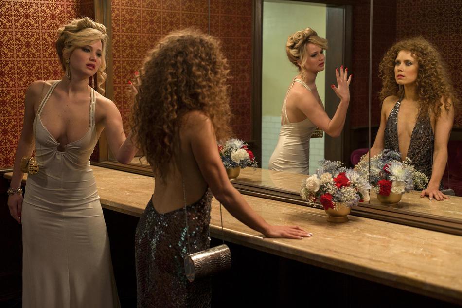 American Hustle : Bild Amy Adams, Jennifer Lawrence