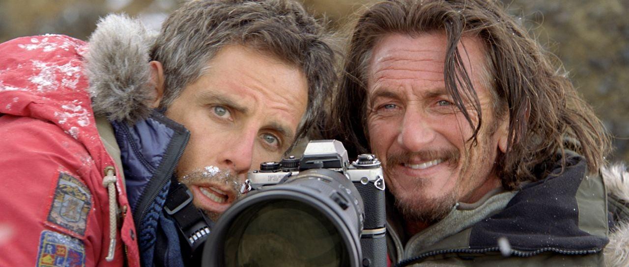 Das erstaunliche Leben des Walter Mitty: Ben Stiller, Sean Penn