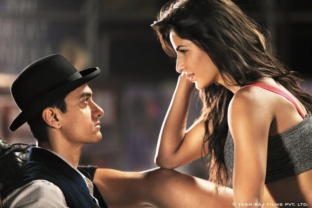 Dhoom 3 : Bild Aamir Khan, Katrina Kaif