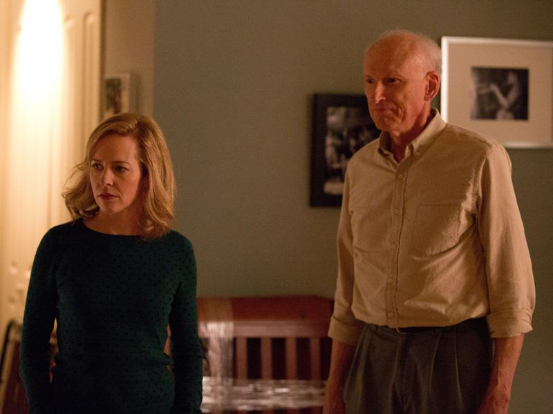 Bild Amy Hargreaves, James Rebhorn