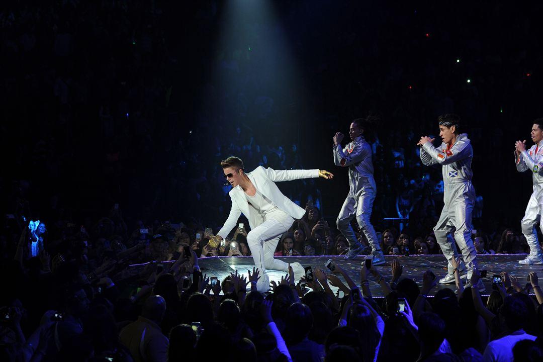 Justin Bieber's Believe : Bild