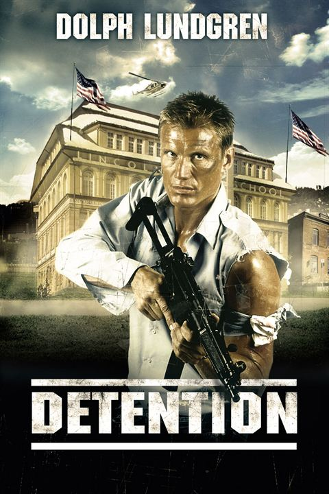 Detention : Kinoposter