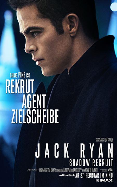 Jack Ryan: Shadow Recruit : Kinoposter