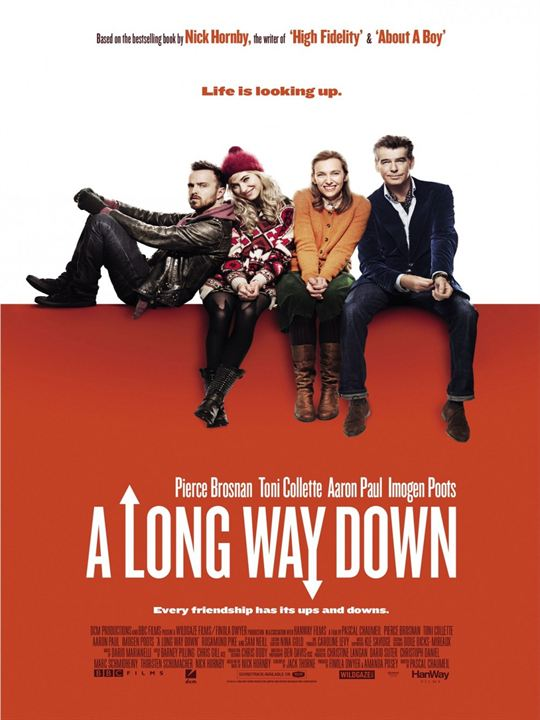 A Long Way Down : Kinoposter