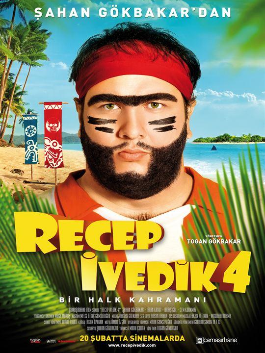 Recep Ivedik 4 : Kinoposter