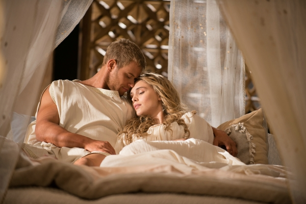 The Legend Of Hercules : Bild Gaia Weiss, Kellan Lutz