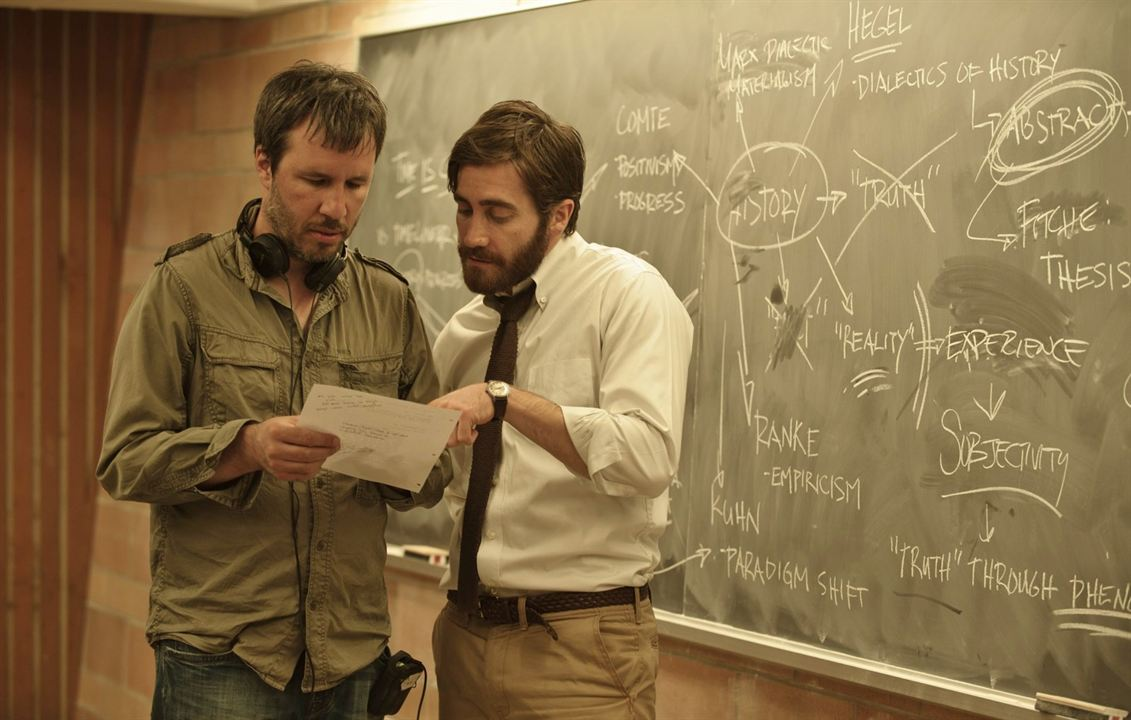 Enemy : Bild Denis Villeneuve, Jake Gyllenhaal
