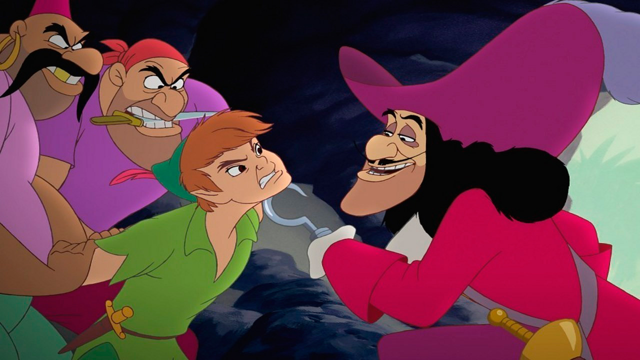 Peter Pan: Neue Abenteuer im Nimmerland : Bild