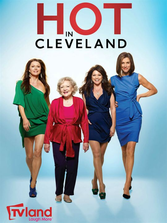 Hot in Cleveland : Kinoposter