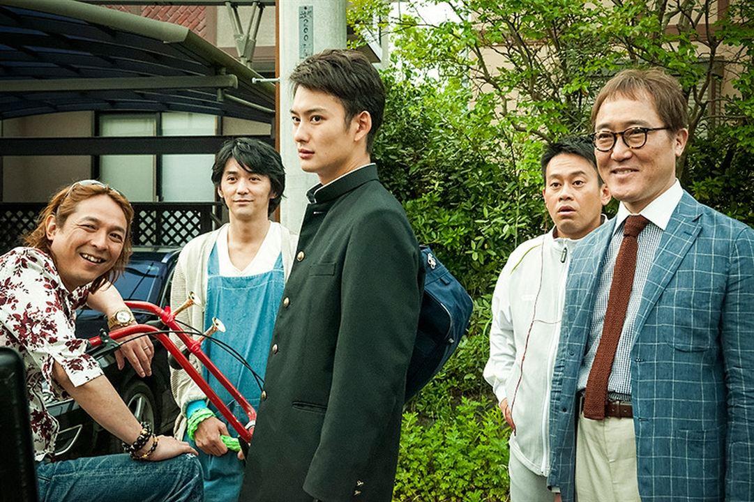 Oh! Father : Bild Daisuke Miyagawa, Jun Murakami, Masahiko Kawahara, Masaki Okada, Shiro Sano