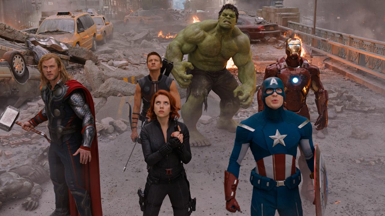 Marvel's The Avengers : Bild