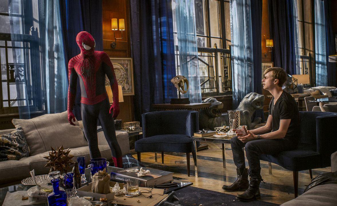The Amazing Spider-Man 2: Rise Of Electro : Bild Andrew Garfield, Dane DeHaan