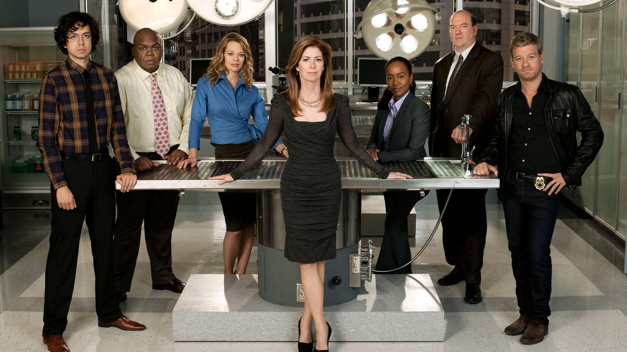 Body Of Proof : Bild